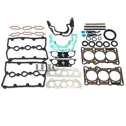 $enCountryForm.capitalKeyWord Australia - Engine Cylinder Head Gaskets Oil Seals Repair Kit For AUDI A4 A6 Quattro 3.0 V6