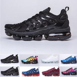$enCountryForm.capitalKeyWord Australia - 2019 New Original Tn Plus Fashion Casual Shoes Sale Volt Hyper Violet Men Women Shoes Triple Designer White Black Red Blue Trainer Tn Shoes