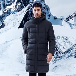 $enCountryForm.capitalKeyWord Australia - Nice Winter Mens Long Coat Exquisite Arm Pocket Men Solid Parka Warm Cuffs Design Breathable Fabric Jacket B07m299d
