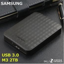 Neue M3 Festplatte USB 3.0 HDD extern HD 2000 GB 2 TB 2,5