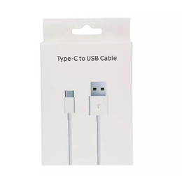 $enCountryForm.capitalKeyWord UK - Type-C USB Charger Cable for Samsung S7 S8 S9 S10 Galaxy Note 7 8 9 Huawei P LG G5 Type C 2A Adapter Charging V8 Phone Cord with Retail Box