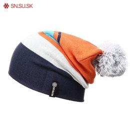 snowboard hats Australia - SN.SU.SK Winter Gorros Skating Winter snowboard Ski skullies Hat Beanies for Man Woman Beanie knitting bonnet chapeu MX191130