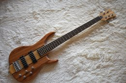$enCountryForm.capitalKeyWord Australia - Factory Custom Electric Bass Guitar with 5 Strings,Rosewood Fretboard,Chrome Hardware,24 Frets,High Quality,Can be Customized