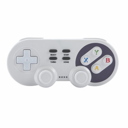 Gaming Joysticks for Playstation 3 Wireless Game Controller Portable Retro Handheld Android PS 2 4 Switch Double Vibration Gamepad on Sale