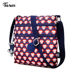 School meSSenger bagS for women online shopping - TEGAOTE women messenger bags nylon shoulder bag Handbag Sac A Main femme school bags for teenage girls ladies bag men