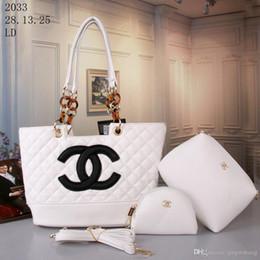 $enCountryForm.capitalKeyWord NZ - 2019 Ladies Shoulder Bag Female Luxurys Chain Messenger Bag Fashion Quilted Leather Handbag Female Designer Design Wallet Bag