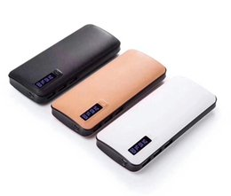 Pack Supplies Australia - Mobile Power Supply 20000mAh Charging Treasure Power Bank Mobile Phone Universal Charging External Battery Pack For Samsung S9