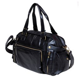 $enCountryForm.capitalKeyWord Australia - Men Leisure England Retro Handbag Black