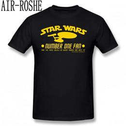 star trek shirts 2019 - Star Trek T Shirt No 1 Fan For Pedants T-Shirt Male Cotton Tee Shirt Funny Plus size Streetwear Graphic Short-Sleeve Tsh