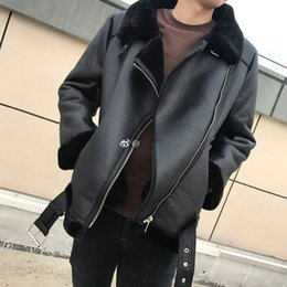 Imported jackets online shopping - Thick Warm Russian Female Winter Fur Coats Automotive Women Shearling Coats China Imported Women Faux Fur Leather Jackets C1347 SH190930