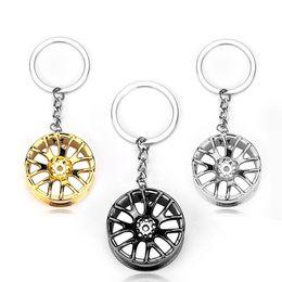 Character Flashlight Australia - Creative Gift Personality Car Hub Keyboard Automotive Assembly Key Ring Chain Accessories