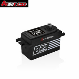 China Power HD B7 short body brushless high pressure steel tooth Servo Steering gear Revolution version for RC Car suppliers