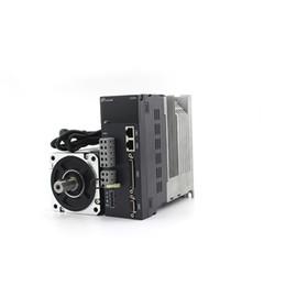 Single Phases UK - Lichuan Nema34 2000rpm 3.5N.M 750W 80ST-03520+A4 Servo motor 200~240V single phase 3ph with servo driver kit for cnc machines