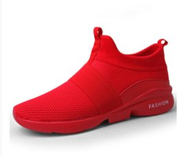 $enCountryForm.capitalKeyWord Australia - 2019 Top Designer Fashion Summer New models men Outdoor leisure shoes comfortable youth casual shoe For Male soft mesh design lazy shoes D7