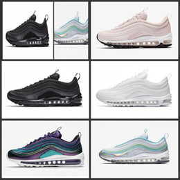 White Rose Day Australia - 2019 Cheap Running Shoes for men Court purple South Beach Barely Rose Triple White Black Have a day womens Trainer Sports Sneaker Size 36-45