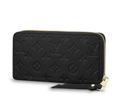 $enCountryForm.capitalKeyWord UK - 2019 ZIPPY WALLET M61864 2018 NEW WOMEN FASHION SHOWS EXOTIC LEATHER BAGS ICONIC BAGS CLUTCHES EVENING CHAIN WALLETS PURSE