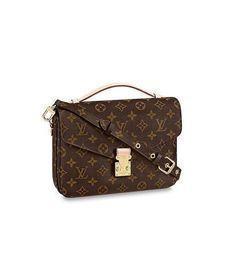 Nylon Totes Bags UK - M40780 Pochette Métis Women Handbags Iconic Bags Top Handles Shoulder Bags Totes Cross Body Bag Clutches Evening