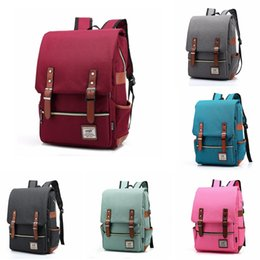 79255e6f0dd3 21 styles Large Capacity Backpack Women Travel Bags School Bag For Teenagers  Lady Girls Vintage Fashion Backpacks