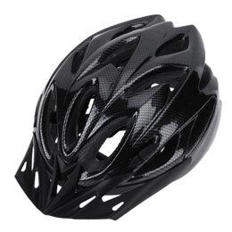 $enCountryForm.capitalKeyWord Australia - Bicycle Cycling Helmet Unisex Ultralight 18 Air Vents Mountain Road Bike Integrally Molded Safety Helmet For Men and Women