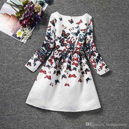 $enCountryForm.capitalKeyWord Australia - Baby Dress Girl Summer Dresses Brand Girl Clothes Sleeveless Floral Print Children Clothing For Teenage Girl 12 Years School Casual Clothes