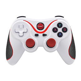 wireless joystick controller Canada - Wireless PUGB GamePad Controller Smart Wireless Joystick Android Game pad Gaming Remote Control T3 S8 Phone PC Phone Tablet