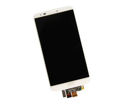 For LG Optimus G2 D800 D801 D802 D805 LCD Display + Touch Screen Digitizer with Frame Full Parts Free Shipping