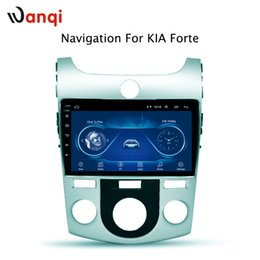 $enCountryForm.capitalKeyWord Australia - Hot Sale 9 Inch Android 8.1 Car Dvd Gps Player for KIA forte 2009-2014 Radio Video Navigation Bt Wifi