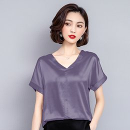 And Children Women Green Striped Chiffon Office Silk Blouse Womens Tops And Blouses 2019 Elegant Sexy Boho Long Sleeve Plus Size Slim Fit Fashion Suitable For Men