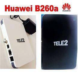 Huawei 3g Australia - Original Huawei B260a Portable Mini Wifi Router 3G SIM Card Slot (color and logo randomly)