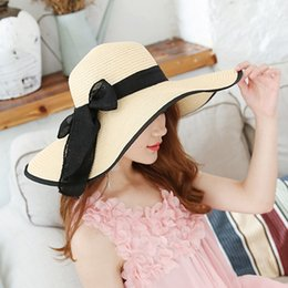 $enCountryForm.capitalKeyWord Australia - Summer Hats Women Children Chapeau Femme Sun Hat Beach Panama Straw Hat Large Wide Brim kapelusz damski lato Visor Female Cap