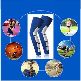 Mode Neue Volle Beinlänge Compression Beinmanschette Elastische Sport Leggings Pression Socken Hilfe Unterstützung Schützen Für Schmerzlinderung Erholung im Angebot