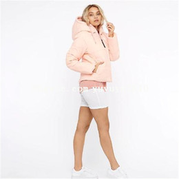 vintage clothes for women NZ - 2019 new brand designer women clothes Women's Jackets long sleeve zipper sweatershirts Autumn winter Hoodie coat hoodies for woman LXWM006