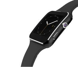 Sim Card Smart Watch Sony Australia - NEW HOT 2017 E6 Smart Watch On Wrist Bluetooth Smartwatch For Android For Samsung Huawei Sony Xiaomi Sim TF Card Sleep Tracker Adult 15