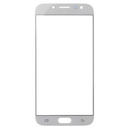 $enCountryForm.capitalKeyWord Australia - 100PCS Replacement exterior glass lenses for Samsung Galaxy J7 (2017) J7 pro j730 touch screen front glass exterior panel