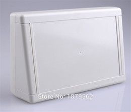 diy waterproof housing Australia - 200*145*63mm plastic electronic case plastic housing DIY project box abs junction control box outlet case IP55 waterproof box