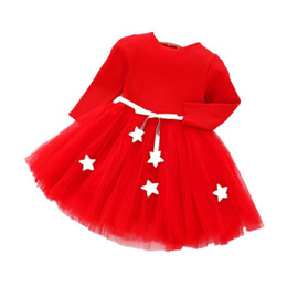996d0a54a354 Baby Girl Dress Long Sleeve Autumn Winter Dress 1 Year Birthday Party  Toddler Girls Kids Casual Clothes Vestido Bebes Infantil