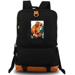 $enCountryForm.capitalKeyWord Australia - Luke Cage daypack Super hero school bag Power Man photo backpack Canvas laptop schoolbag Outdoor rucksack Sport day pack