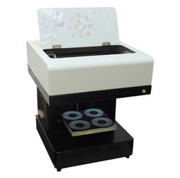 Discount coffee pricing - China cheap 4 cups 3d edible ink coffee printer price