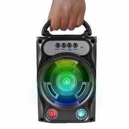 Dance Mobile NZ - Outdoor Portable Bluetooth Speaker Portable Square Dance Audio U Disk Computer Subwoofer Gift