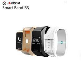 Hot Male Toys Australia - JAKCOM B3 Smart Watch Hot Sale in Smart Watches like car toy i7s tws bayan kol saati