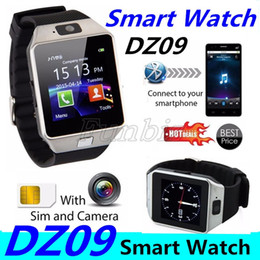 watches polishing Australia - DZ09 smartwatch android GT08 U8 A1 samsung smart watchs SIM Intelligent mobile phone watch can record the sleep state Smart watch