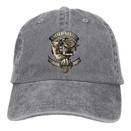 3b7a7c1255dde Cheap Formal Hats UK - 2019 New Cheap Baseball Caps Marine Corps Bulldog  USMC Mens Cotton