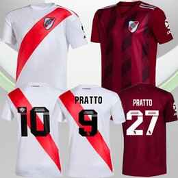 $enCountryForm.capitalKeyWord Australia - 2020 River Plate home white Soccer Jersey River Plate away black G.MARTINEZ QUINTERO PRATTOSoccer Shirt 19 20 riverbed Football Uniform Sale