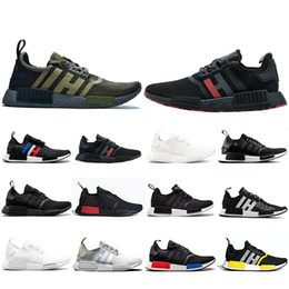summer popular sneakers 2019 - Cheaper New fashion shoes men R1 women Wave Runner running mens japan popular ultra Training Top quality chaussures Snea