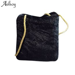 $enCountryForm.capitalKeyWord NZ - Cheap Fashion Aelicy flannel small messenger bags ladies women's purses and hand bags 2019 new design bag female crossbody bags for women