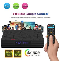 $enCountryForm.capitalKeyWord Canada - Factory Android 7.1 TV Box M9S W5 Amlogic S905W Quad Core 2gb Ram 16gb Rom TV Boxes 4K WIFI HD for IPTV Box good quality with LED display