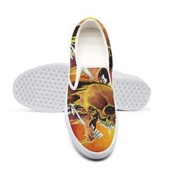 $enCountryForm.capitalKeyWord UK - Metallica Band Unisex canvas casual , non-slip sports shoes print cute beautiful retroshoes