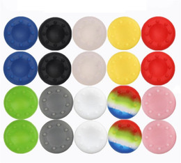 Ps4 griPs online shopping - 1000pcs Soft Skid Proof Silicone Thumbsticks cap Thumb stick caps Joystick covers Grips cover for PS3 PS4 XBOX ONE XBOX controllers