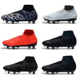 $enCountryForm.capitalKeyWord Australia - 2019 New Best Original EA Sports Football Kids Phantom VSN Shadow Elite DF FG AG Soccer Shoes Mens Outdoor Soccer Cleats