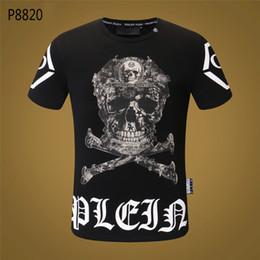 0f69b3894 100% Cotton Men T Shirt Skull Mask Tops & Tees New Arrival Women Art T-shirt  Mexico Skull Designer Clothes Summer White